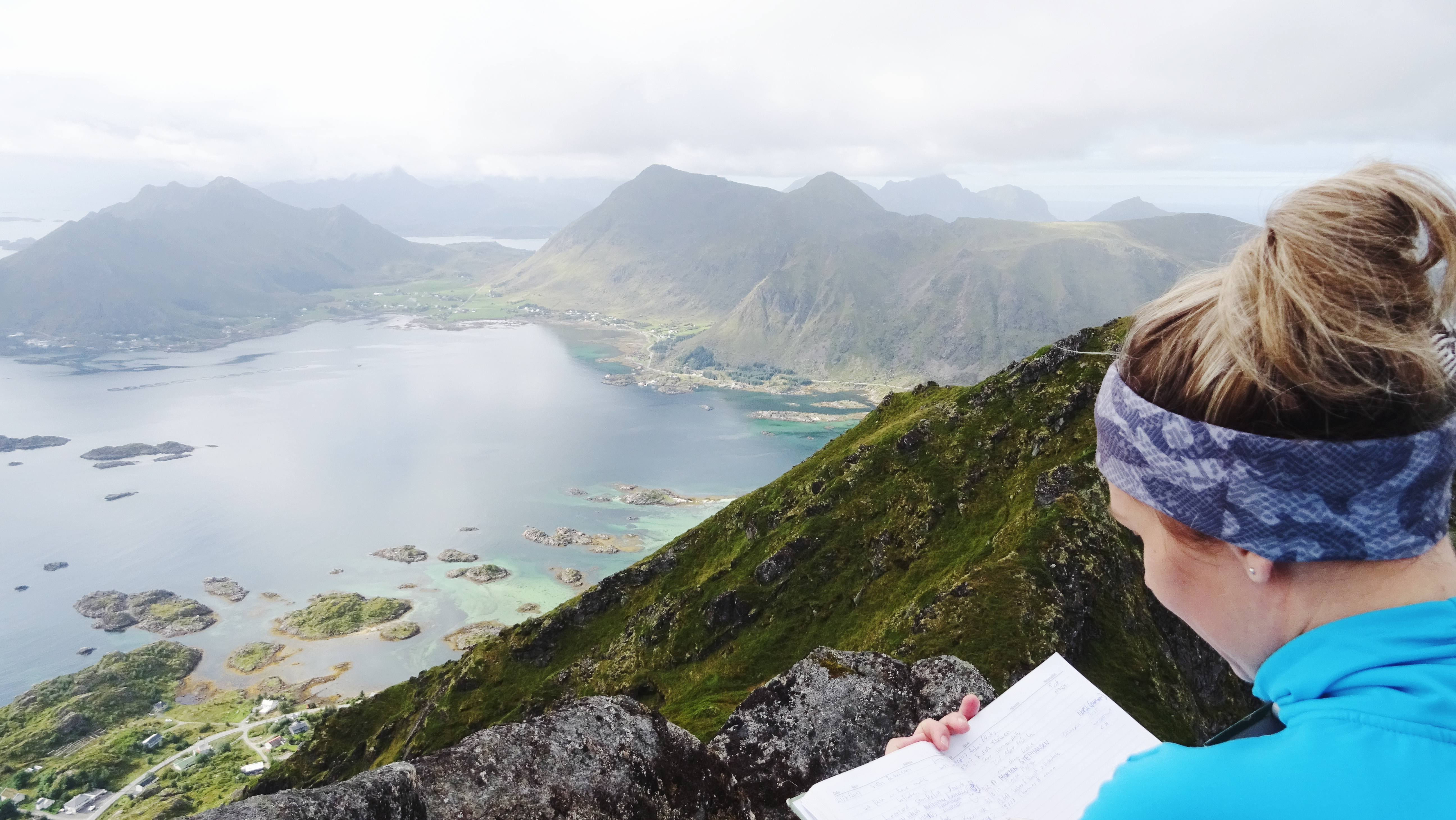 Stamsund – wakacje na Lofotach