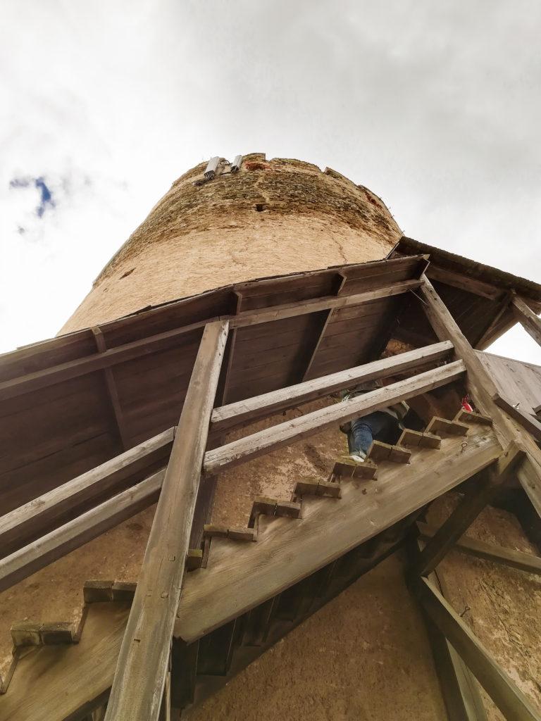 Wieża dziobowa