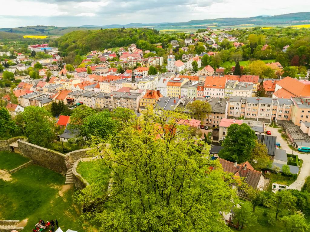 miasteczko Bolków