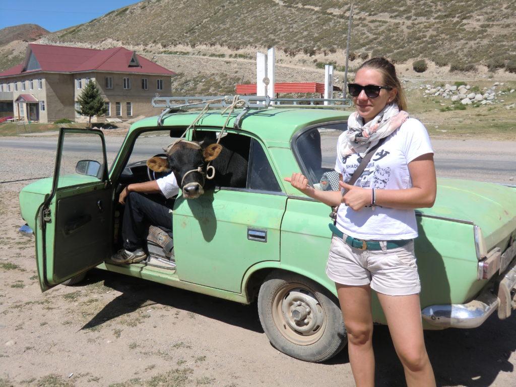 Komunikacja w Kirgistanie