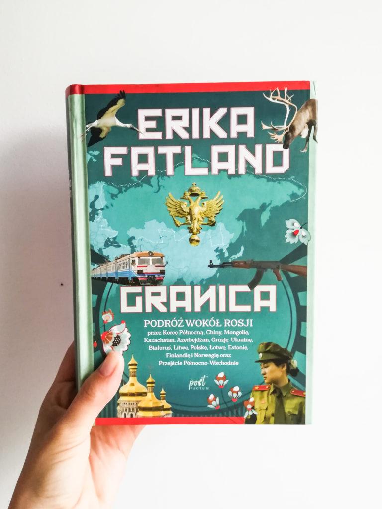 Granica Erica Fatland
