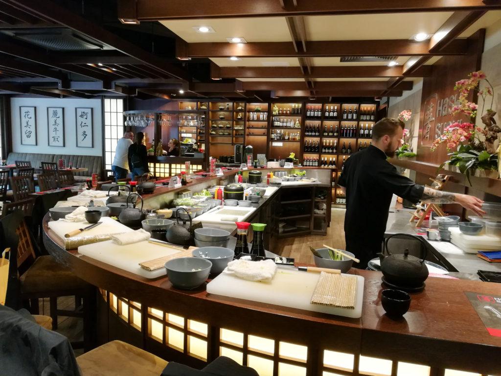 Hashi Sushi Prezent Marzeń