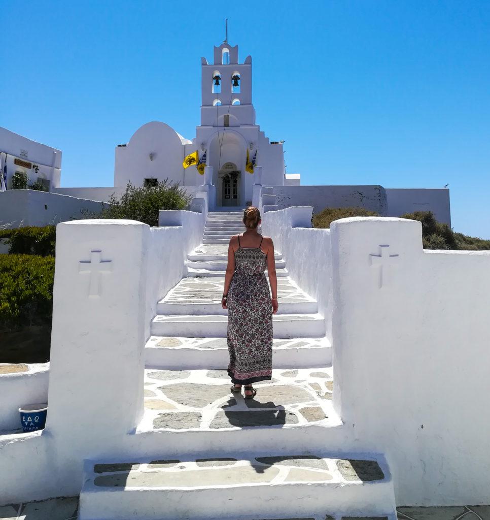 Klasztor Chrisopigi