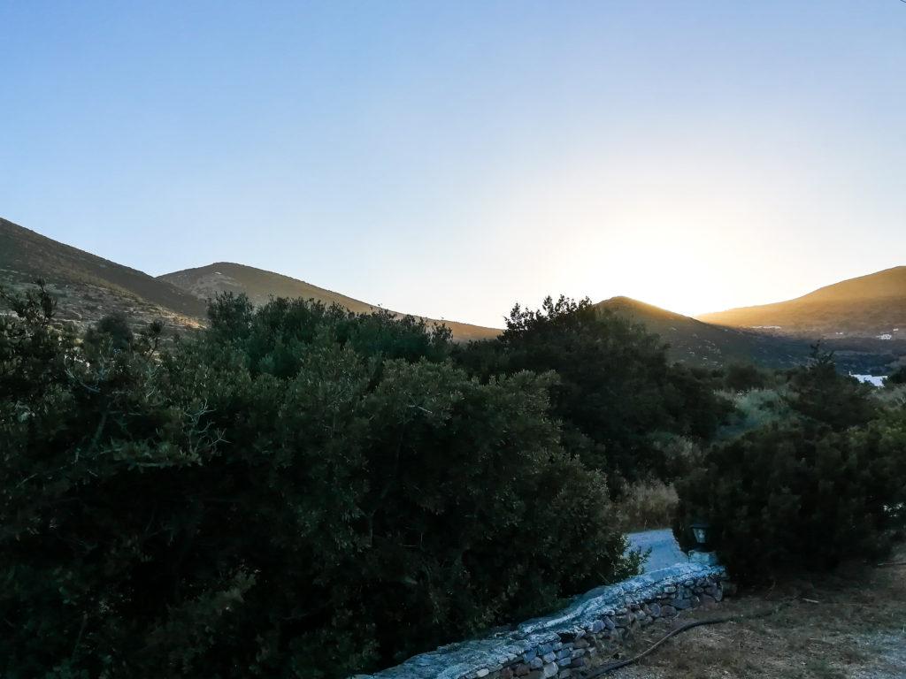 Sunset Sifnos