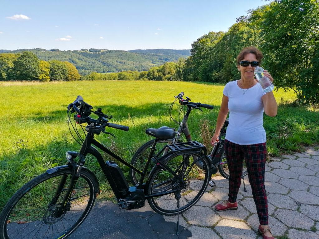Na rowerach w Dolinie Bobru