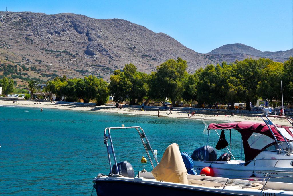 Plażaw Aegiali Amorgos