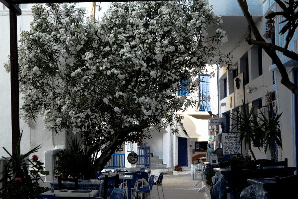 Aegiali Cyklady Amorgos