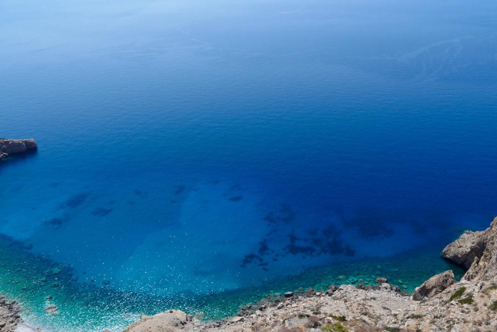 Wielki Błękit Amorgos