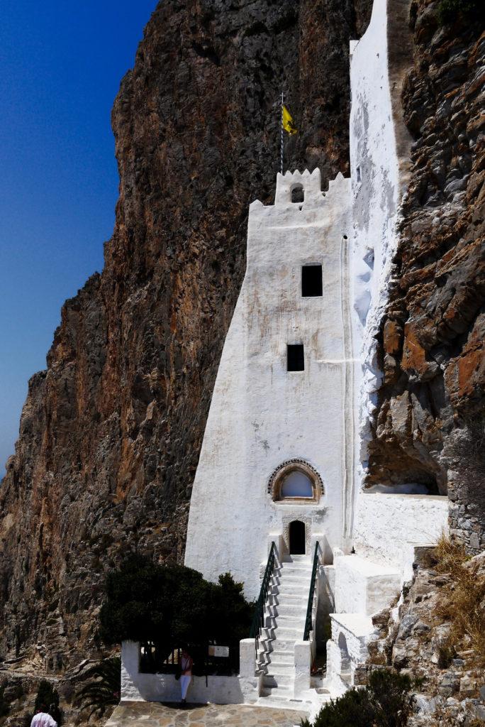 Klasztor Hozoviotissa
