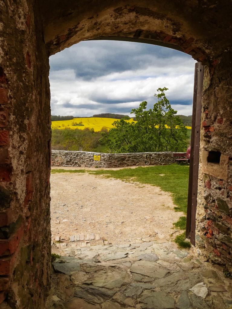 zwiedzanie zamku Bolków