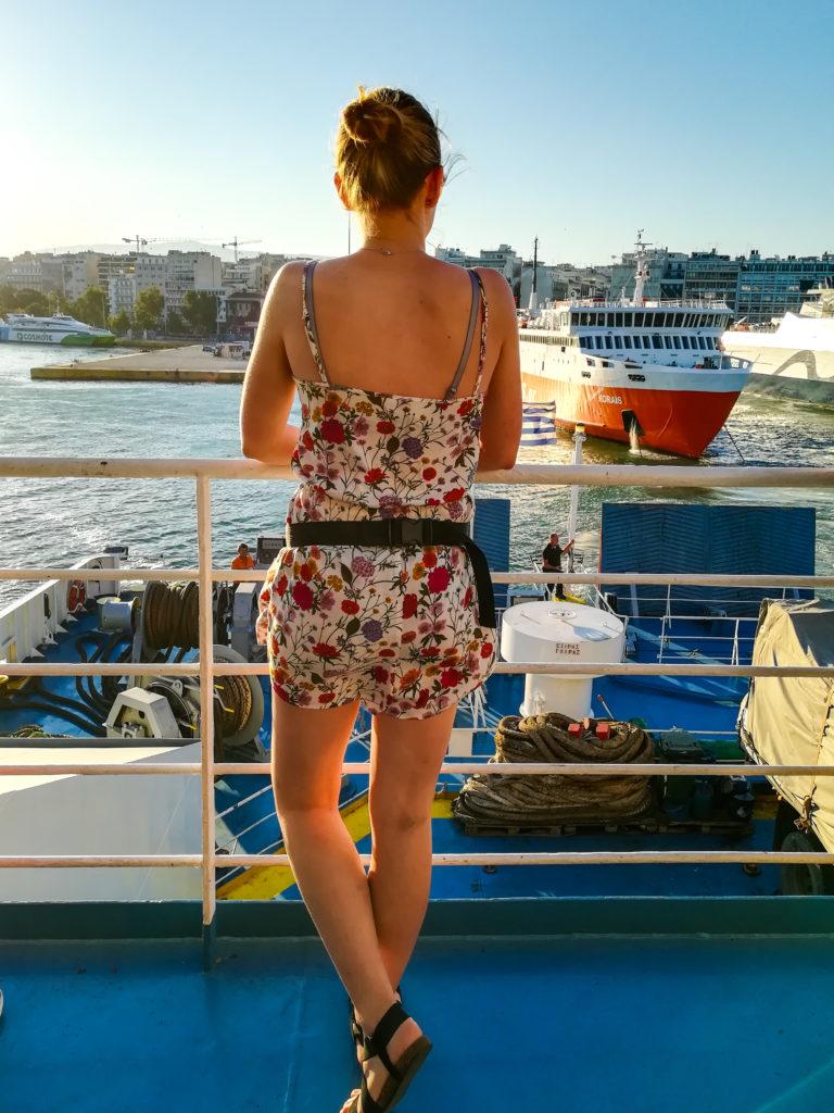 Jak dostać się na Sifnos