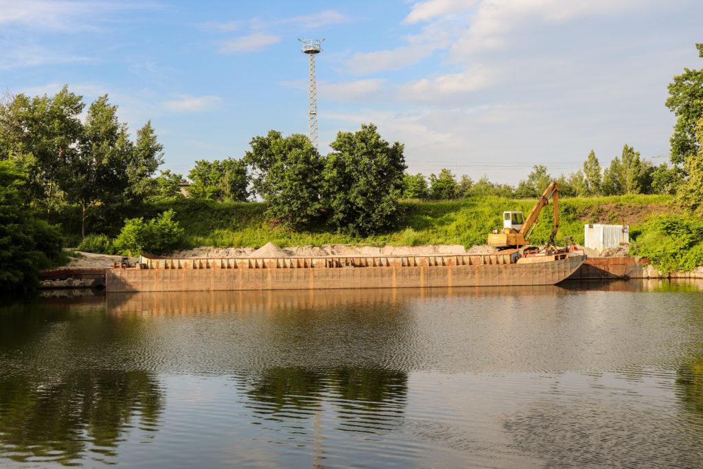 Kanał Gliwicki rejs statkiem