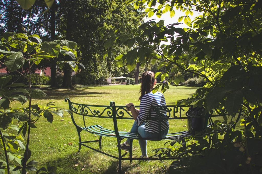Pałac w Łomnicy - zwiedzanie
